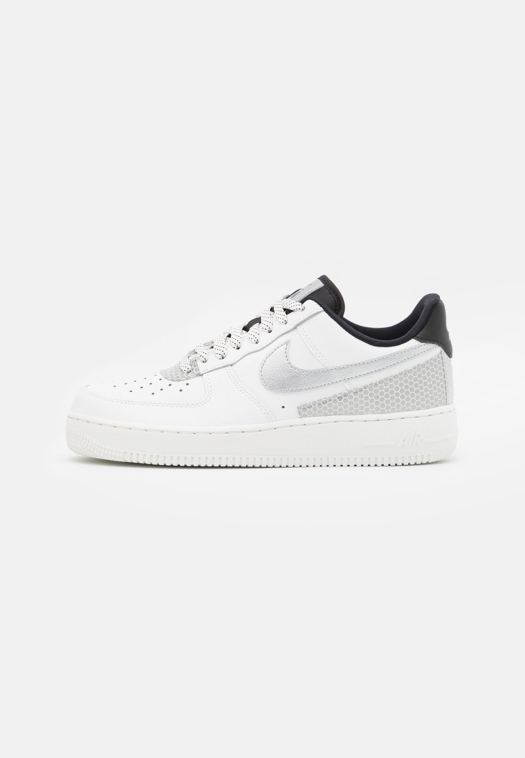 Nike Sportswear Air Force 1 07 Lv8 3m Unisex Sneakers Laag Summit White Black Wit Zalando Nl