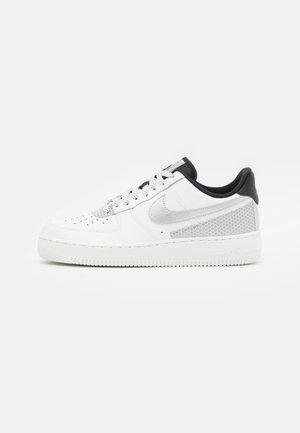AIR FORCE 1 '07 LV8 3M UNISEX - Matalavartiset tennarit - summit white/black