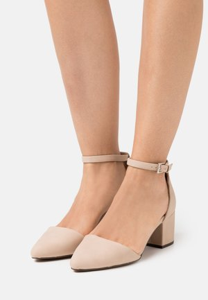 DRIZZY - Klassiske pumps - medium beige