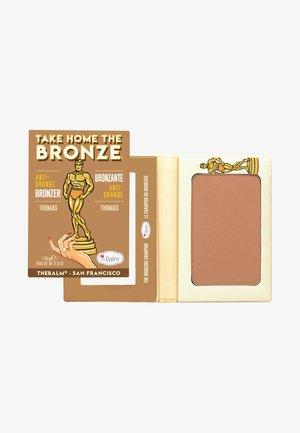 TAKE HOME THE BRONZE - Bronzeur - thomas