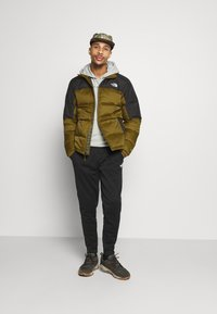 The North Face - DIABLO JACKET  - Down jacket - fir green/black - 1