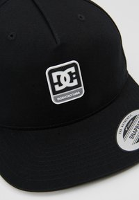 DC Shoes - SNAPDRAGGER BOY - Cap - black - 2