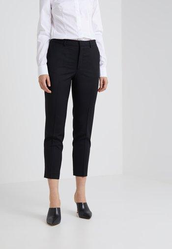 EMMA - Kalhoty - black