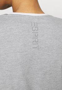 Esprit - ALDERCY NIGHTSHIRT - Nightie - medium grey - 4