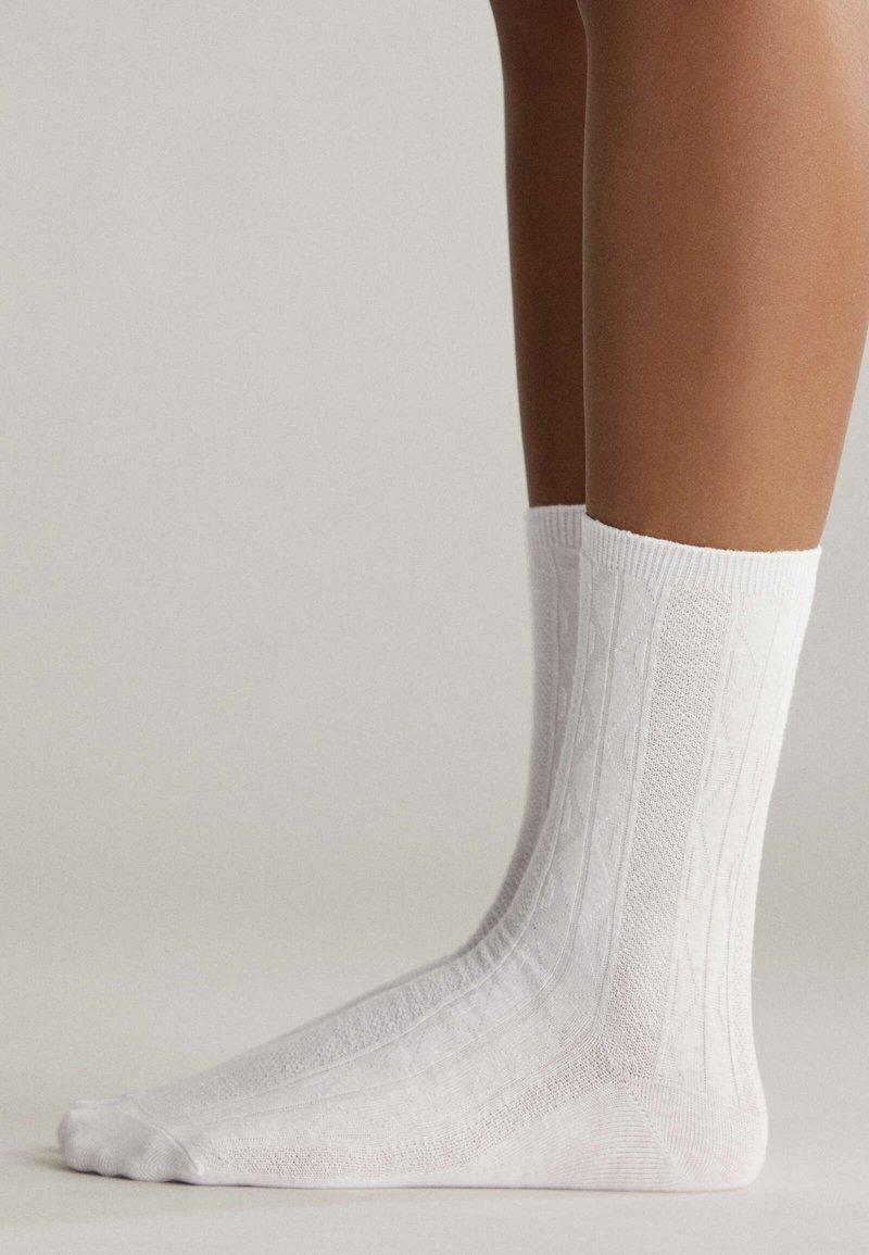 OYSHO - 5 PACK - Ponožky - multi-coloured