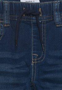 Name it - NKMROBIN - Jeans relaxed fit - dark blue denim - 2