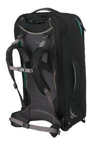 Osprey - FAIRVIEW WHEELS - Wheeled suitcase - black - 1