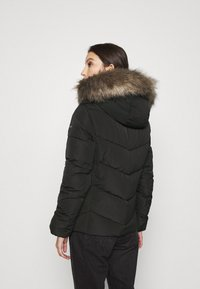 ONLY - ONLROONA QUILTED JACKET - Winter jacket - black - 2