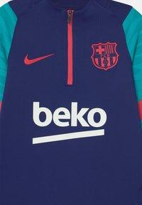 Nike Performance - FC BARCELONA UNISEX - Club wear - deep royal blue/fusion red - 2