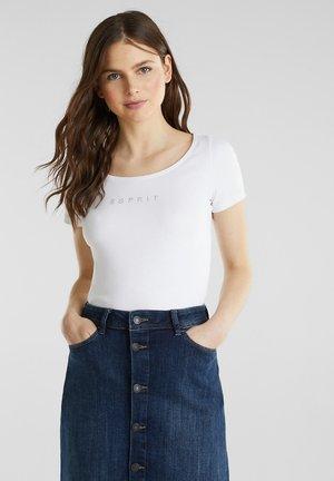 NOOS CORE OCS  - Print T-shirt - white