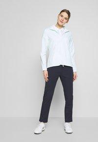Calvin Klein Golf - SUNRAY  - Polo shirt - aqua/white - 1