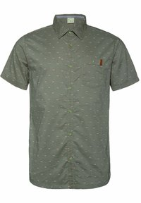 Protest - RESPONSE - Overhemd - grey green - 6