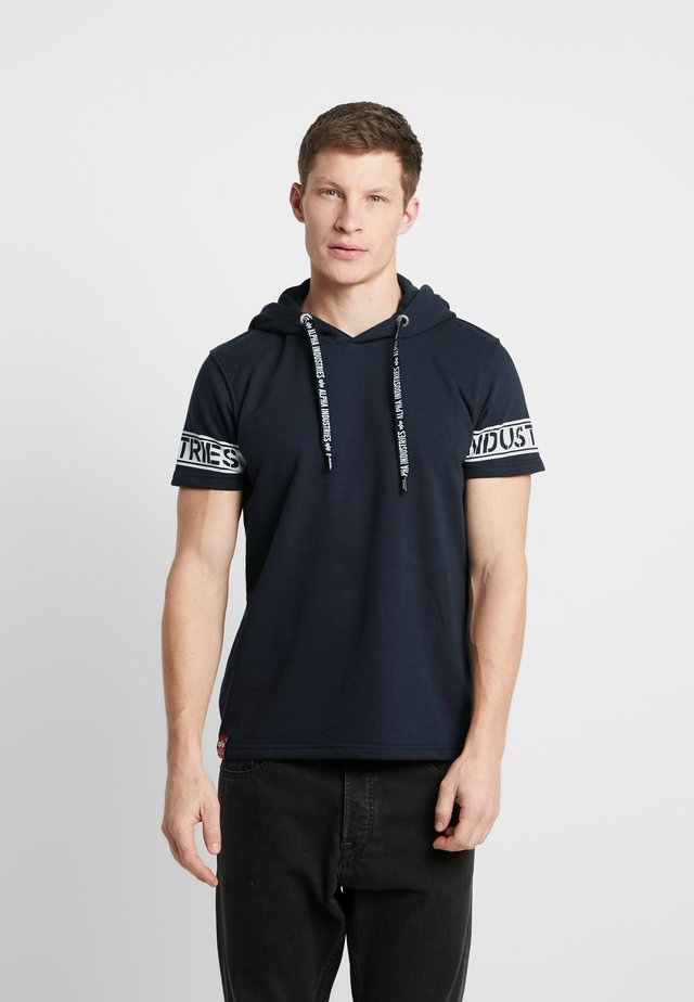 Print T-shirt - rep blue