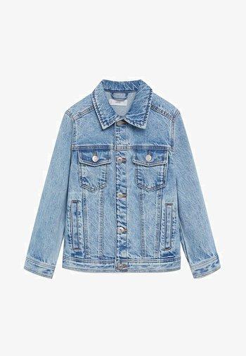 Denim jacket - lichtblauw