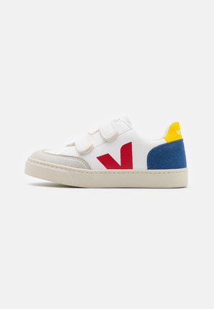 SMALL V-12 UNISEX - Zapatillas - extra white/multicolor/indigo