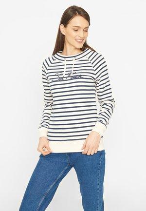 Sweatshirt - pearl navy