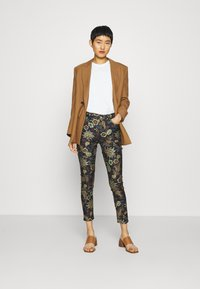 Desigual - PANT CANDELA - Trousers - navy - 1