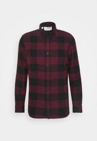 SLHREGBOX  - Shirt - bordeaux