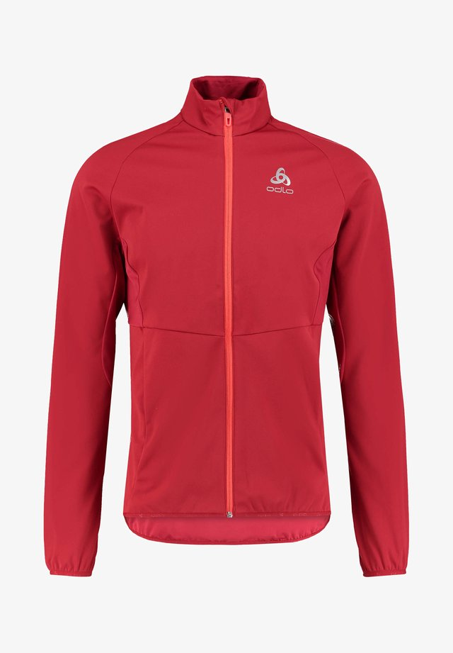 Sports jacket - rot