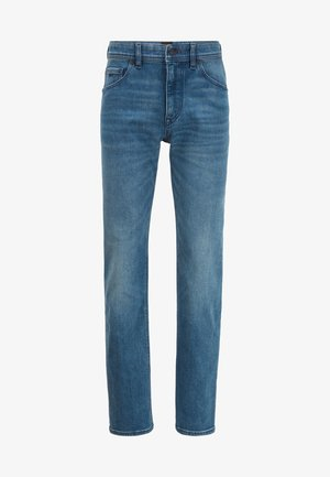 ALBANY  - Straight leg jeans - blue