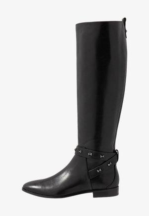 PLANNIA - Høje støvler/ Støvler - black