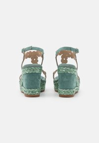 Alma en Pena - Platform sandals - mint - 3