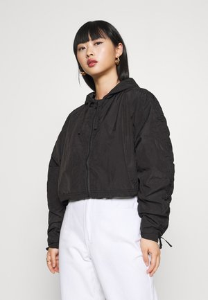 JOAN - Bomber Jacket - black
