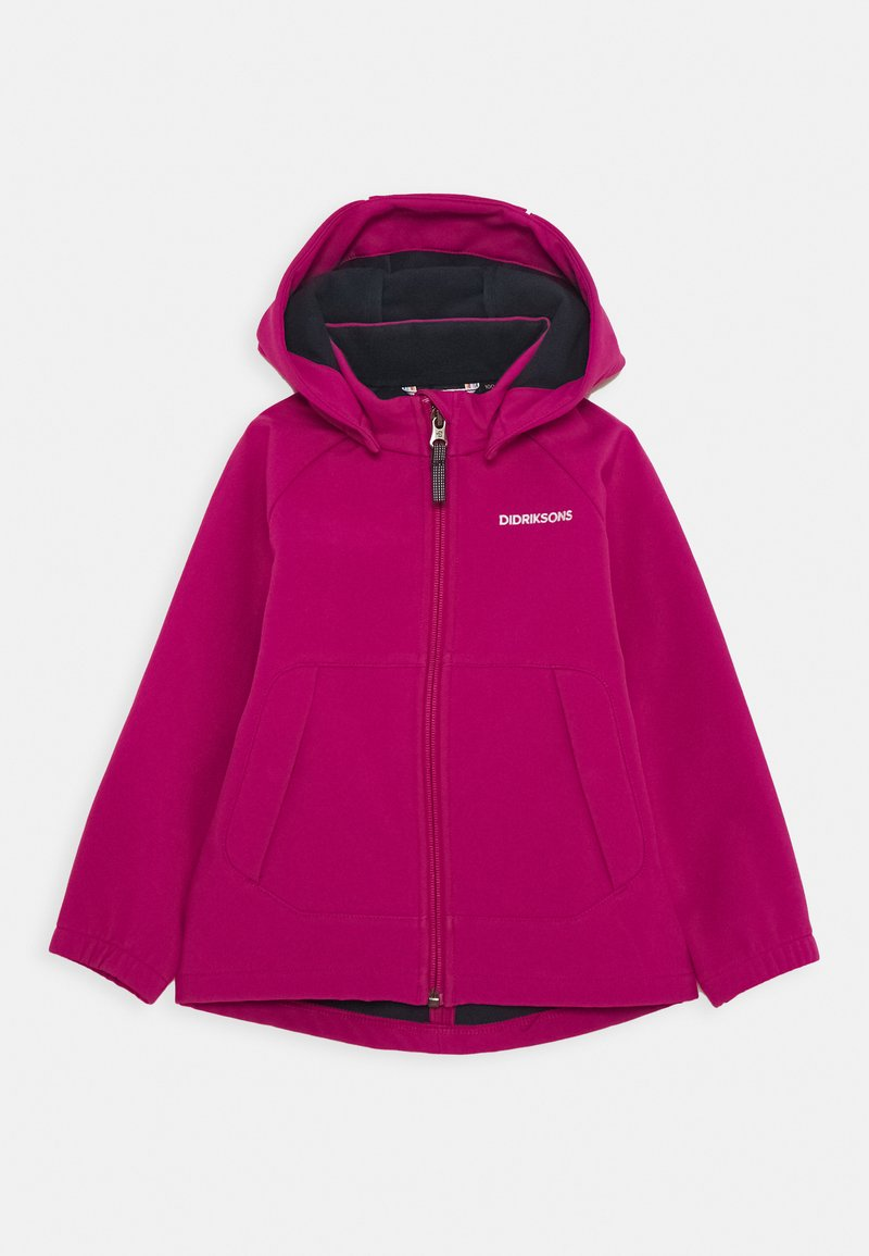 Didriksons - POGGIN KIDS - Soft shell jacket - lilac