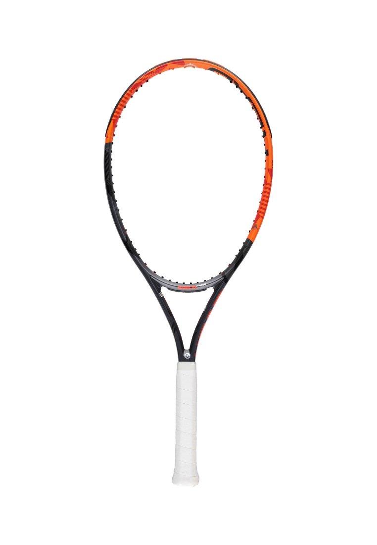 Herren GRAPHENE XT PWR RADICAL UNBESAITET - Tennisschläger - schwarz/rot