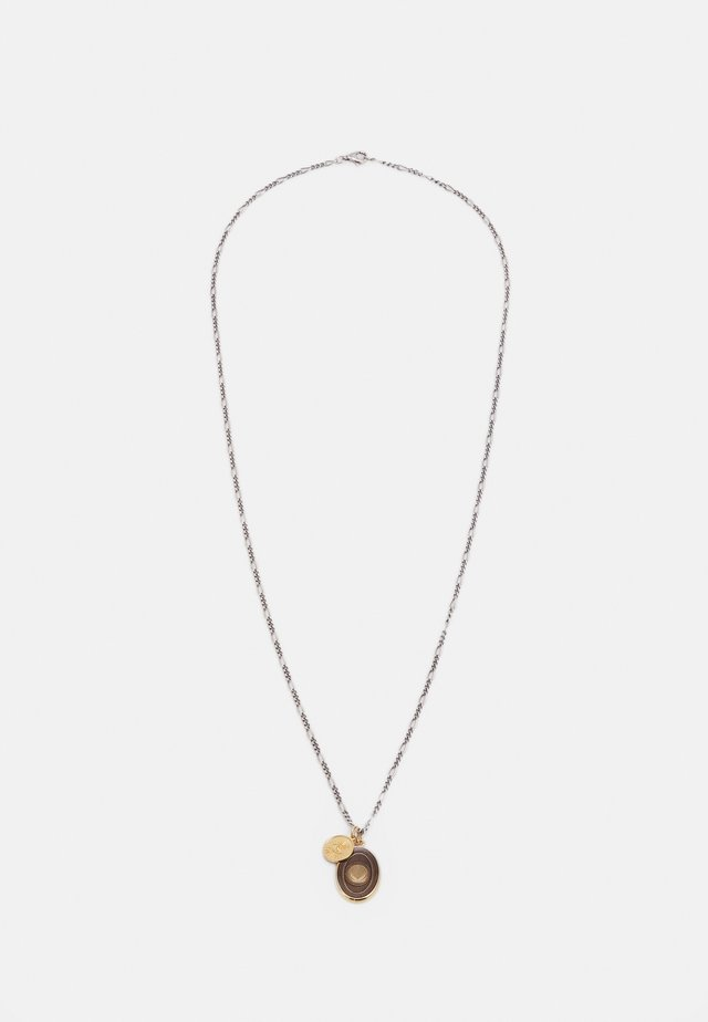 VELOCITY PENDANT UNISEX - Ketting - gold-coloured