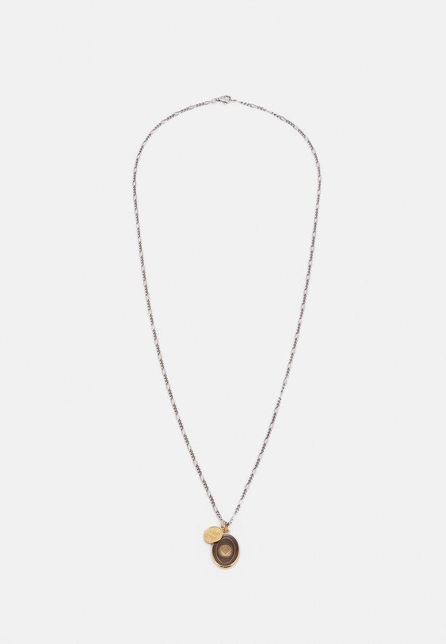 VELOCITY PENDANT UNISEX - Kaulakoru - gold-coloured