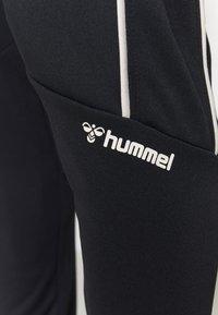 Hummel - AMOS SPORT SUIT - Survêtement - black - 6