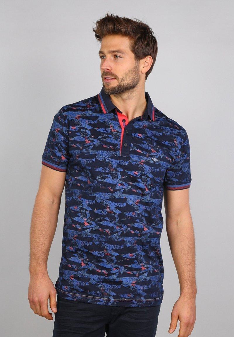 Gabbiano - Polo shirt - navy