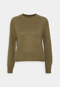 ONLY - ONLKATLA  - Jumper - covert green - 3