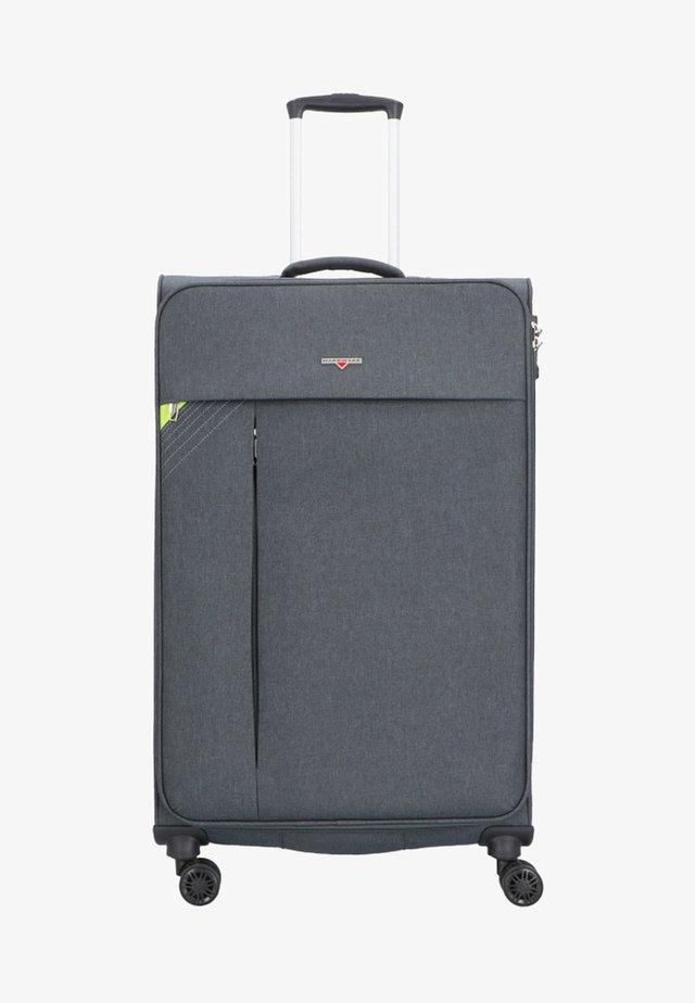 Revolution - Wheeled suitcase - dark grey
