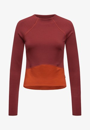 SUPER CROP - Jumper - red