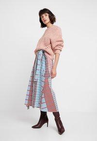 InWear - ILSAIW DRESS - Długa sukienka - multi - 1