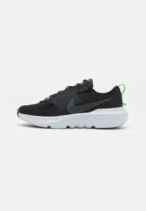 CRATER IMPACT UNISEX - Sneakers basse - black/iron grey/off noir/dark smoke grey/mean green/white