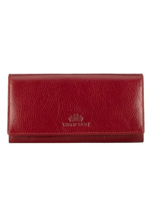 Wallet - dunkelrot