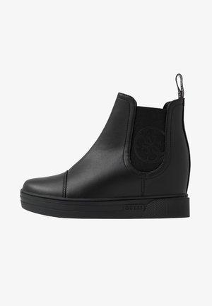FRENZE - Ankelstøvler - black
