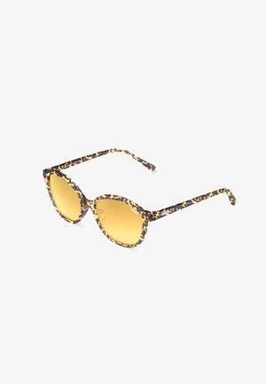 MONO POLARISED - Sunglasses - yellow/tortoise