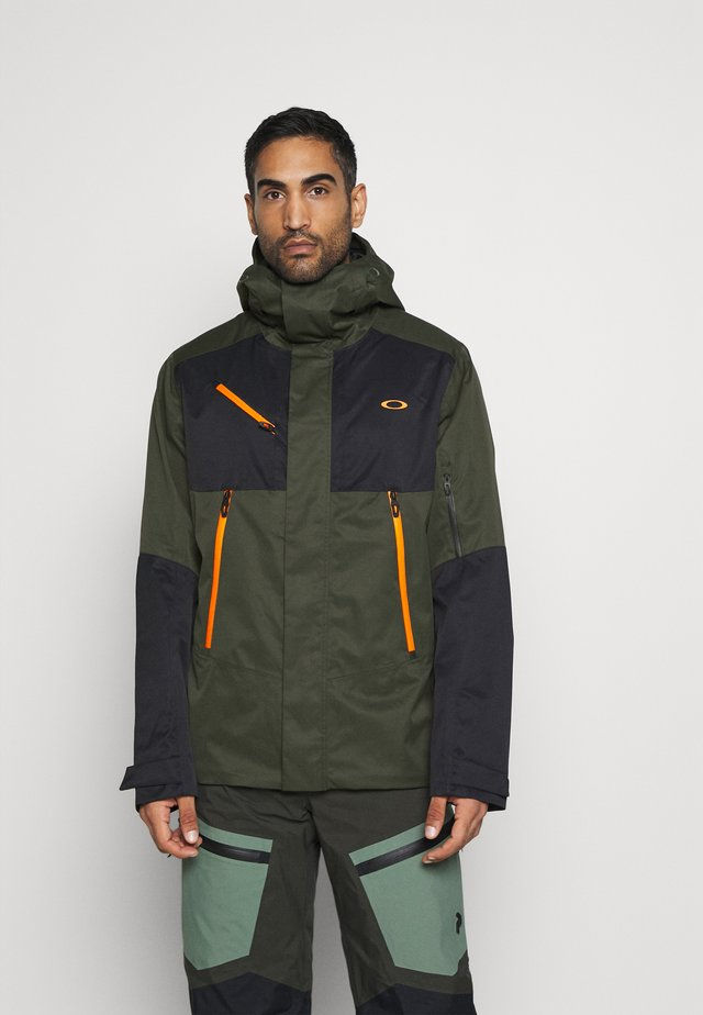 CRESCENT SHELL JACKET - Snowboardjacke - new dark brush