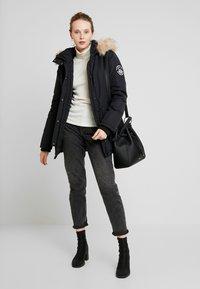 Superdry - ASHLEY EVEREST - Winter coat - black - 1