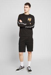Nominal - ROME TEE - Långärmad tröja - black - 1