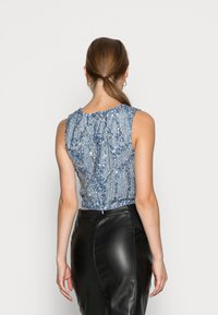 Lace & Beads - GABBY  - Toppi - blue - 2