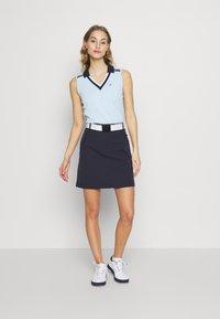 Calvin Klein Golf - ALLEN SKORT - Sports skirt - navy - 1