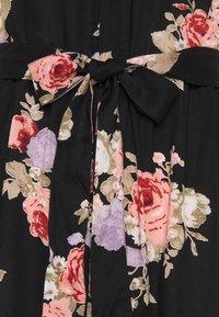 Pieces - PCNISU DRESS - Sukienka letnia - black - 2