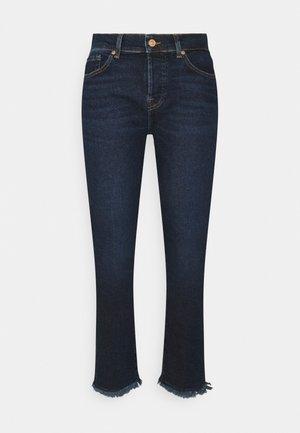 ASHER LUXE VINTAGE CHARISMA - Jeans Slim Fit - dark blue
