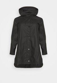Zizzi - CARAINY - Waterproof jacket - black - 0