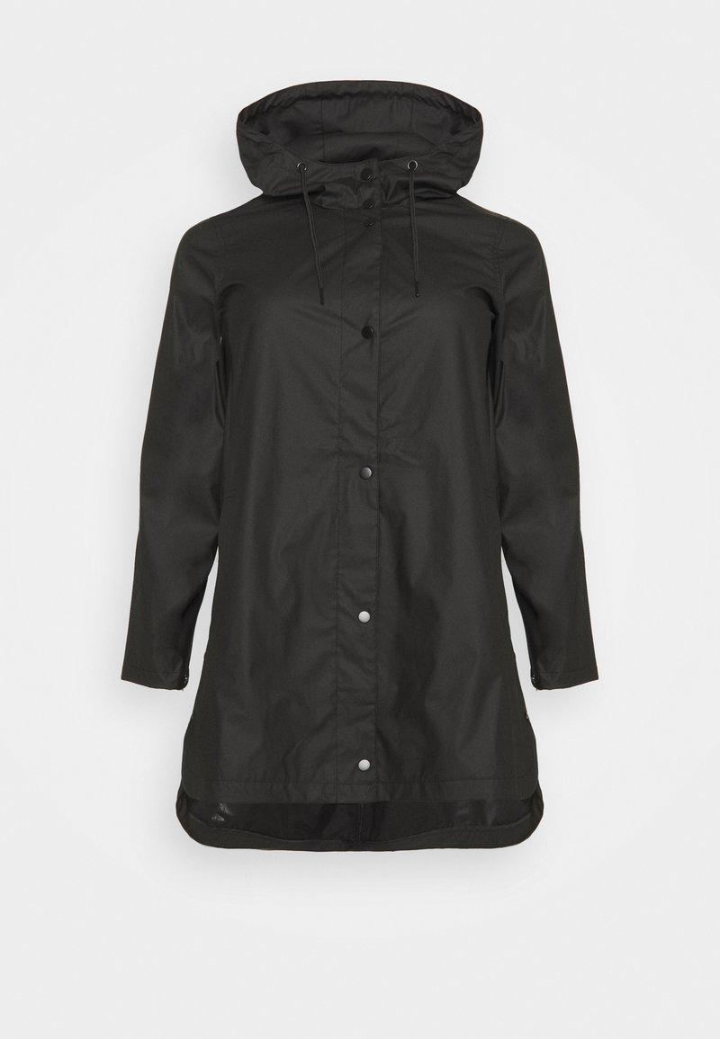 Zizzi - CARAINY - Waterproof jacket - black